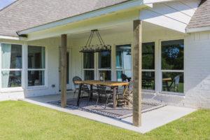 2002 W 113th St, Jenks, OK 74037 In Oak Ridge Of Jenks Shaw Homes, Westport H Elevation B (12)