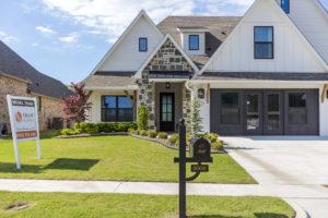 2002 W 113th St, Jenks, OK 74037 In Oak Ridge Of Jenks Shaw Homes, Westport H Elevation B (4)