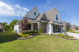 2002 W 113th St, Jenks, OK 74037 In Oak Ridge Of Jenks Shaw Homes, Westport H Elevation B (5)