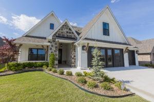 2002 W 113th St, Jenks, OK 74037 In Oak Ridge Of Jenks Shaw Homes, Westport H Elevation B (6)