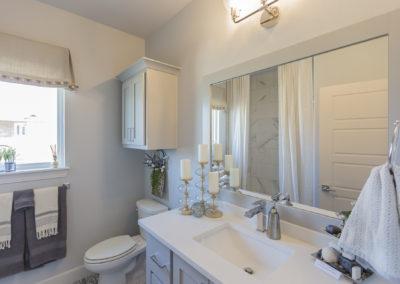 Bathroom 2 3033 Birchwood Cir, Edmond, OK 73007 Shaw Homes Redford 1H Model Home (1)