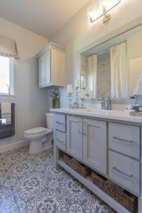 Bathroom 2 3033 Birchwood Cir, Edmond, OK 73007 Shaw Homes Redford 1H Model Home (2)