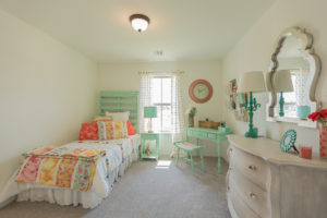 Bed 3 Shaw Homes 23107 E. 101st Pl. S. Gardenia In Highland Creek Broken Arrow, Oklahoma 74014 (3)