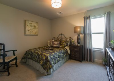 Bedroom 1 1 Monroe In The Estates At The River Shaw Tulsa New Home Builder