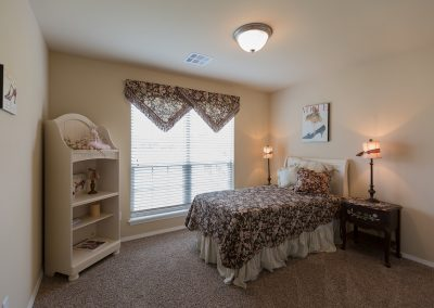 Bedroom 1 1 Shaw New Homes Tulsa 13001 E. 43rd Street South Tulsa, Oklahoma