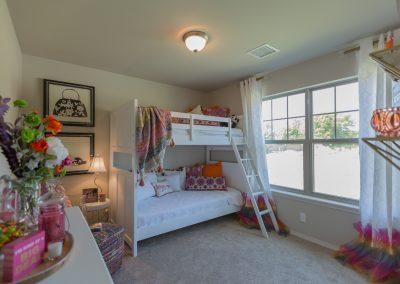 Bedroom 1 1 Shaw New Homes Tulsa 3805 N. 33rd St. Birkdale In Silver Leaf Broken Arrow, Oklahoma