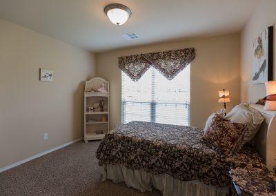 Bedroom 1 2 Shaw New Homes Tulsa 13001 E. 43rd Street South Tulsa, Oklahoma