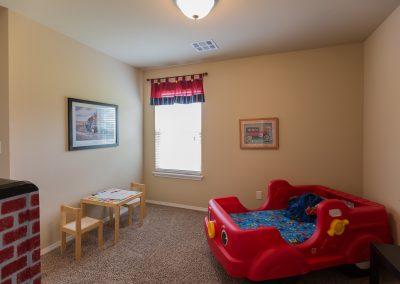 Bedroom 2 1 Shaw New Homes Tulsa 13001 E. 43rd Street South Tulsa, Oklahoma