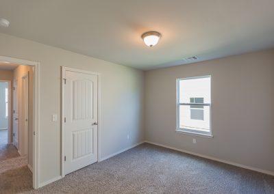 Bedroom 2 2 Shaw Homes 6709 S 20th St Liberty In Tucson Village Broken Arrow, Oklahoma