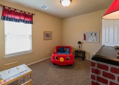 Bedroom 2 2 Shaw New Homes Tulsa 13001 E. 43rd Street South Tulsa, Oklahoma