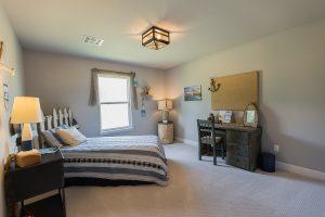 Bedroom 2 Shaw 3219 W. 118th St. S. Jenks, Oklahoma Monterrey In Timber Creek