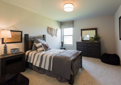 Bedroom 3 1 Monroe In The Estates At The River Shaw Tulsa New Home Builder