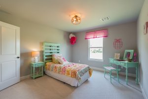 Bedroom 3 Shaw 3219 W. 118th St. S. Jenks, Oklahoma Monterrey In Timber Creek