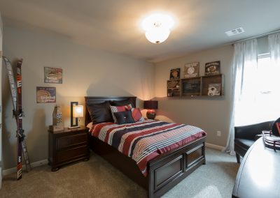 Bedroom 3 Shaw 3619 S Fir Blvd Ave Monroe In Village At Southern Trails Broken Arrow, Oklahoma