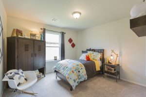 Bedroom 4 Shaw Homes Kincaid In Pinnacle 3100 Brookstone Ridge Blvd Yukon, OK 73099 (1)
