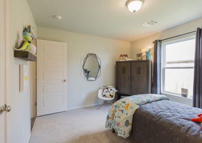 Bedroom 4 Shaw Homes Kincaid In Pinnacle 3100 Brookstone Ridge Blvd Yukon, OK 73099 (2)