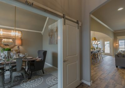 Entry 1 Dining Room Shaw 3619 S Fir Blvd Ave Monroe In Village At Southern Trails Broken Arrow, Oklahoma