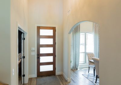 Entry 1 Vertical Monroe In The Estates At The River Shaw Tulsa New Home Builder