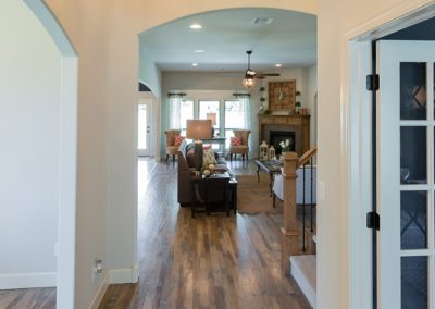 Entry 2 Vertical Monroe In The Estates At The River Shaw Tulsa New Home Builder