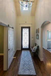 Entry To Door Vertical 12072 S. 68th E. Ave Redford In Bixby Oklahoma