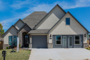 Exterior 3 Shaw 3619 S Fir Blvd Ave Monroe In Village At Southern Trails Broken Arrow, Oklahoma