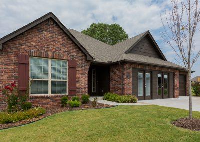 Exterior Day 3 Shaw New Homes Tulsa 13001 E. 43rd Street South Tulsa, Oklahoma