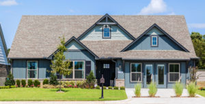 Exterior Shaw Homes 23107 E. 101st Pl. S. Gardenia In Highland Creek Broken Arrow, Oklahoma 74014 (1)