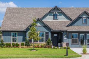 Exterior Shaw Homes 23107 E. 101st Pl. S. Gardenia In Highland Creek Broken Arrow, Oklahoma 74014 (3)
