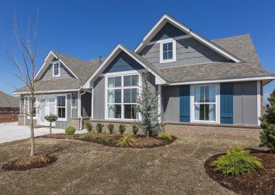 Exterior Shaw Homes 8201 NW 151st Terrace Jasmine In Twin Silos Oklahoma City, OK (2)