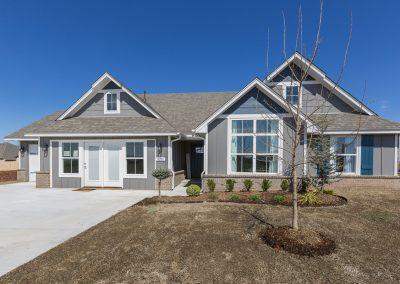 Exterior Shaw Homes 8201 NW 151st Terrace Jasmine In Twin Silos Oklahoma City, OK (3)