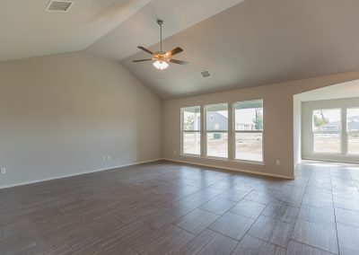 Great Room 1 Shaw Homes 6709 S 20th St Liberty In Tucson Village Broken Arrow, Oklahoma