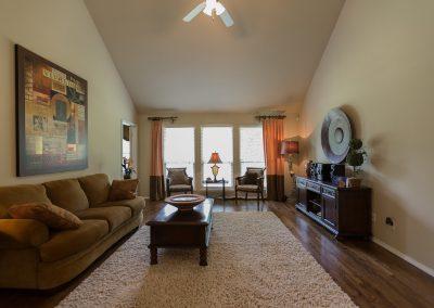 Great Room 2 Shaw New Homes Tulsa 13001 E. 43rd Street South Tulsa, Oklahoma