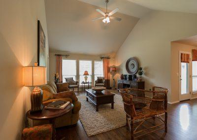 Great Room 3 Shaw New Homes Tulsa 13001 E. 43rd Street South Tulsa, Oklahoma