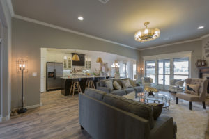 Great Room 5 Shaw 3619 S Fir Blvd Ave Monroe In Village At Southern Trails Broken Arrow, Oklahoma