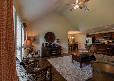 Great Room 6 Shaw New Homes Tulsa 13001 E. 43rd Street South Tulsa, Oklahoma