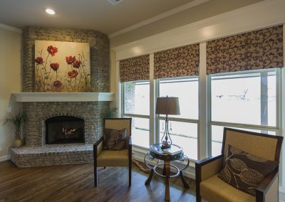 Great Room 7 Shaw 6672 E. 125th St. S. Wyndham In Seven Lakes Bixby, Oklahoma