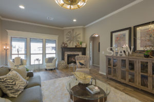 Great Room 8 Shaw 3619 S Fir Blvd Ave Monroe In Village At Southern Trails Broken Arrow, Oklahoma