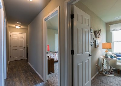 Hall 4 Shaw New Homes Tulsa 3809 N. 33rd St. Cambridge In Silver Leaf Broken Arrow, Oklahoma