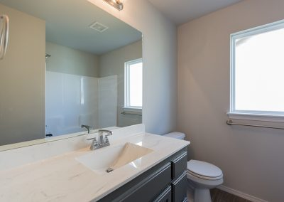 Hall Bath 1 Shaw Homes 6709 S 20th St Liberty In Tucson Village Broken Arrow, Oklahoma