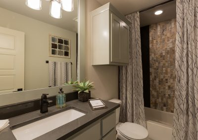 Hall Bath 2 Monroe In The Estates At The River Shaw Tulsa New Home Builder