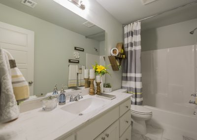 Hall Bath 2 Shaw Homes Kincaid In Pinnacle 3100 Brookstone Ridge Blvd Yukon, OK 73099 (1)