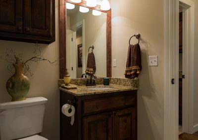 Hall Bath 2 Vertical Shaw 6672 E. 125th St. S. Wyndham In Seven Lakes Bixby, Oklahoma