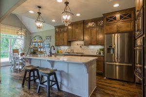 Kitchen 1 Shaw 3219 W. 118th St. S. Jenks, Oklahoma Monterrey In Timber Creek