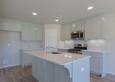 Kitchen 2 Shaw Homes 6700 S 20th Pl Ellington In Tucson Village Broken Arrow, Oklahoma