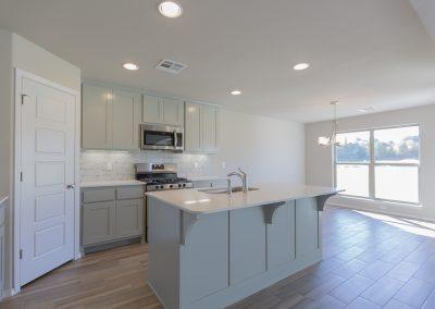 Kitchen 3 Shaw Homes 6700 S 20th Pl Ellington In Tucson Village Broken Arrow, Oklahoma