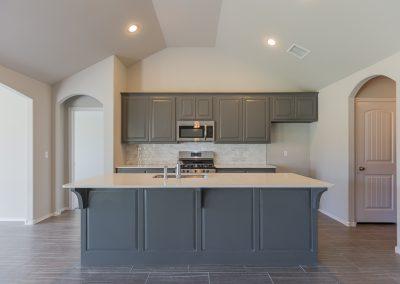 Kitchen 3 Shaw Homes 6709 S 20th St Liberty In Tucson Village Broken Arrow, Oklahoma