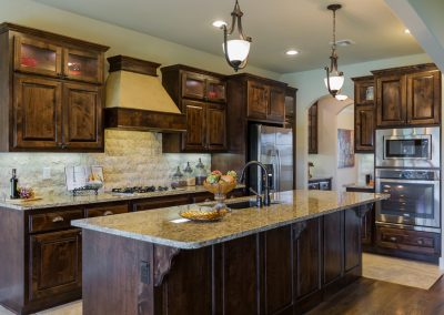 Kitchen 4 Shaw 6672 E. 125th St. S. Wyndham In Seven Lakes Bixby, Oklahoma