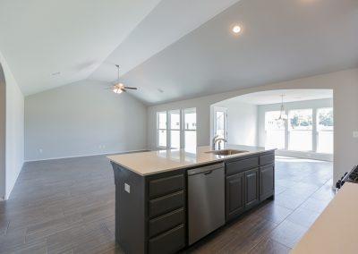 Kitchen 4 Shaw Homes 6709 S 20th St Liberty In Tucson Village Broken Arrow, Oklahoma