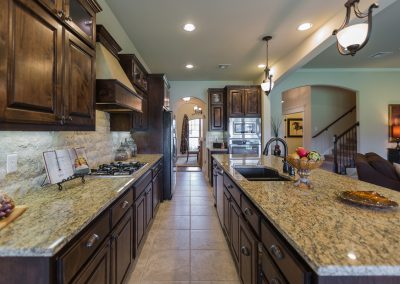 Kitchen 5 Shaw 6672 E. 125th St. S. Wyndham In Seven Lakes Bixby, Oklahoma