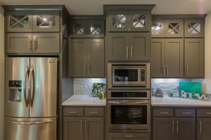 Kitchen 6 12072 S. 68th E. Ave Redford In Bixby Oklahoma
